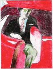 James-Gill--MAN-LEAVING-CAR--Serigraphie-75x56cm.jpg