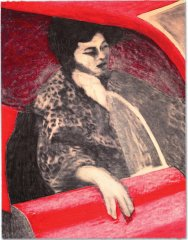 James-Gill--WOMAN-IN-RED-CAR--Serigraphie-75x58cm.jpg